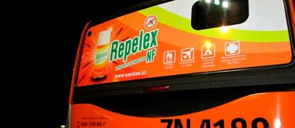 Conoce las tarifas de publicidad en buses transantiago