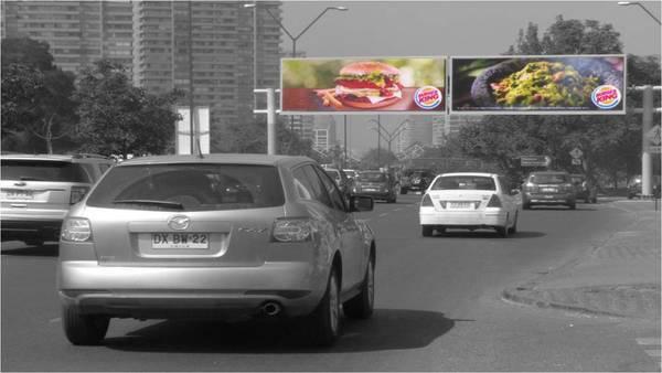Las 6 mejores pantallas publicitarias led de Santiago