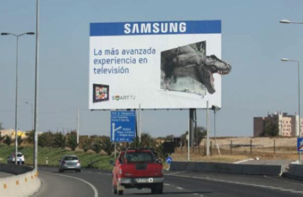 Los letreros publicitarios más grandes de Chile