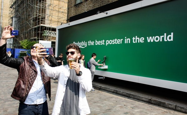Innovación para publicidad en vía pública