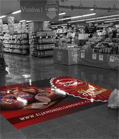 Conoce las tarifas de soportes publicitarios en Supermercados