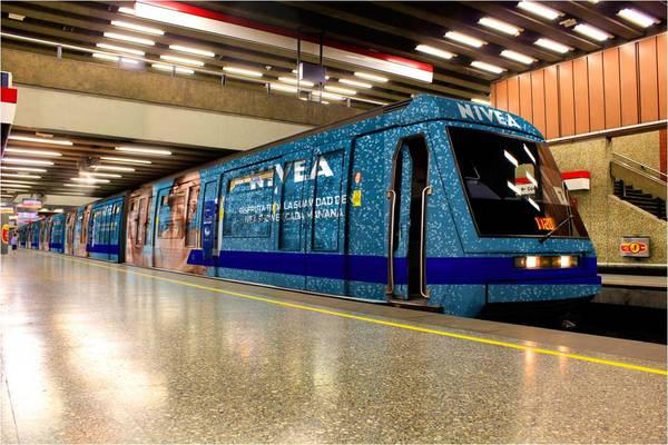 Conoce las tarifas publicidad metro Santiago