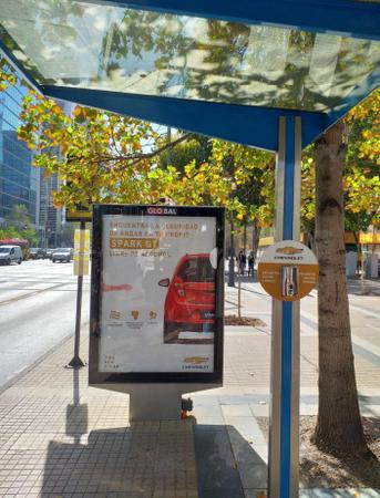 Una oportunidad para la publicidad en vía pública
