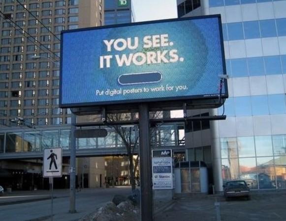 Publicidad exterior efectiva para pymes