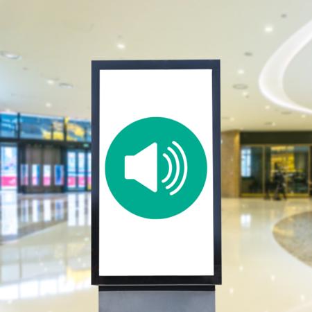 Publicidad Exterior con Audio cambia la decisión de compra
