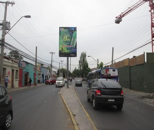 Independencia / El Olivo bandejon N-S