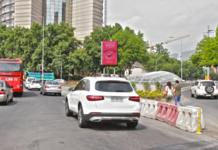 Pdte. Kennedy costadoHotel Hyatt hacia Alonso de Córdova – Parque Arauco