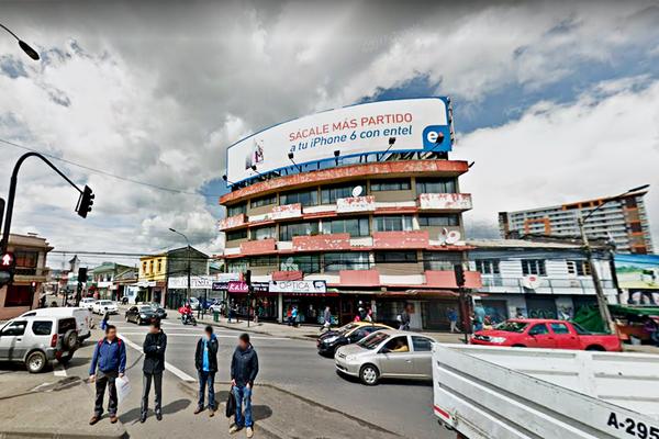 Foto de Caupolican Nº 360 esq. Montt (Centro)-Temuco