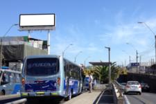 Av. Paicaví con Av. Vicuña Mackenna ( hacia Mall )-Concepción