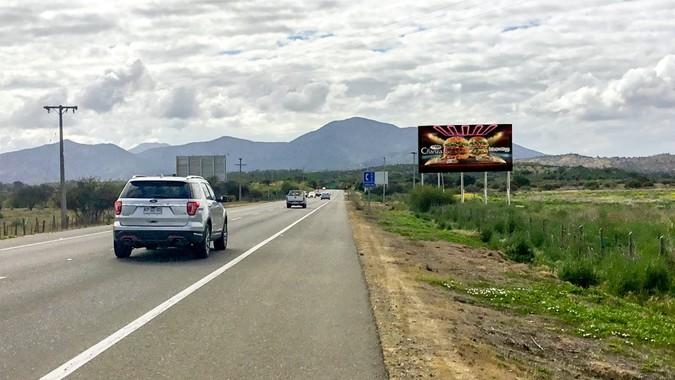 Foto de Ruta F-90 Regreso a Santigo.
