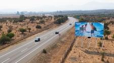 Ruta F-90 Regreso a Santiago