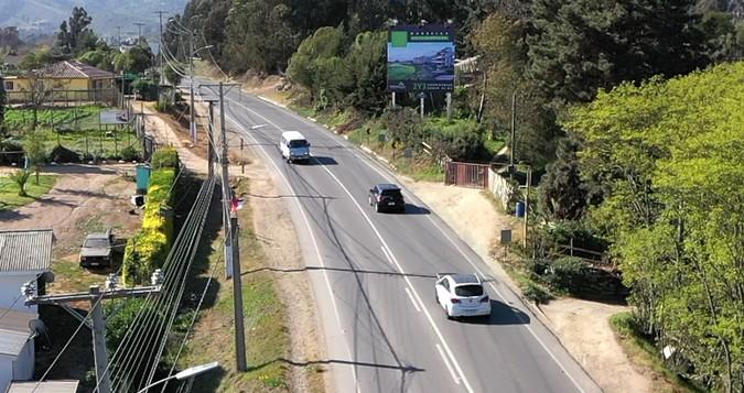 Foto de Ruta F30 , Km 46.900 Hacia Maitencillo - cachagua