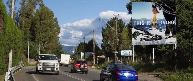 Foto de Ruta Villarrica km 66,3 - hacia Pucón