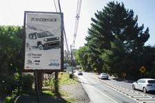 Entrada Pucón Bienvenida desde Villarrica