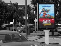Paletas - Exterior Acceso Estacionamientos - Arauco Maipú (1)