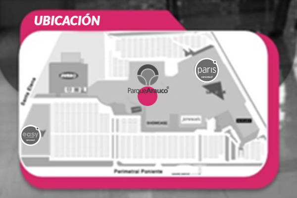 Foto de  LED - Pasillo Central Norte (6 monitores) - Interior Nivel 1 entre Fallabella y AbcDin - Arauco Maipú (1)