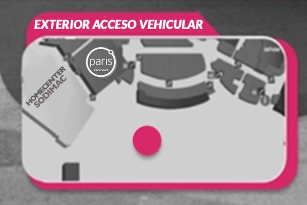 Foto de  LED - Exterior Acceso Vehicular Pasarela - Mall Plaza Norte (1)