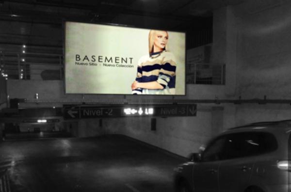 Foto de  Cajas de luz -  Interior Nivel -02 Acceso Est - Mall Plaza Egaña (1)