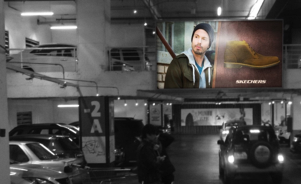 Foto de Cajas de luz -  Interior Nivel -02 Estacionamiento - Mall Plaza Egaña (1)