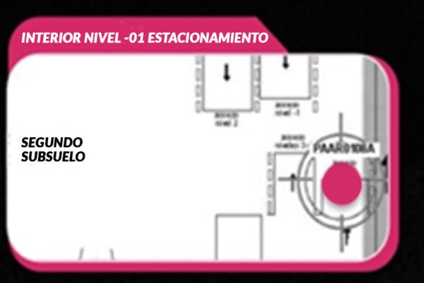 Foto de  Cajas de luz -  Interior Nivel -01 Est Sub - Parque Arauco (1)
