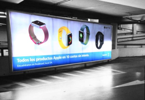 Foto de  Cajas de luz -  Interior Nivel -02 Est Premium Acceso Kennedy - Parque Arauco (1)