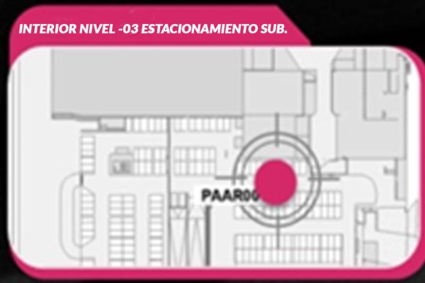 Foto de Cajas de luz -  Interior Nivel -03 Est Sub - Parque Arauco (1)