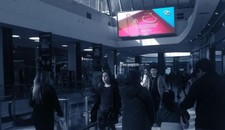 LED - Interior Nivel 02 Plaza Cristales Oriente Microplay - Parque Arauco (1)