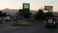 Freire / Carretera El Cobre (LED)