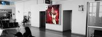 Caja de Luz, Zona de Embarque - Aeropuerto Iquique