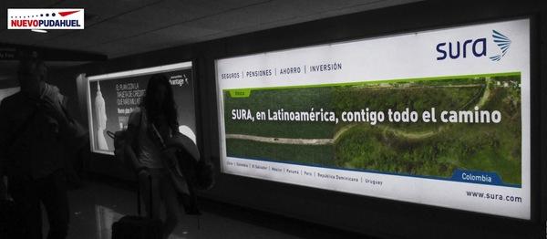 Foto de Caja de Luz, Llegada - Aeropuerto Santiago