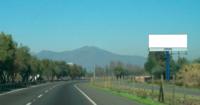 Autopista del Sol hacia Melipilla