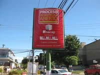 Caupolicán esquina Ercilla, Los Angeles