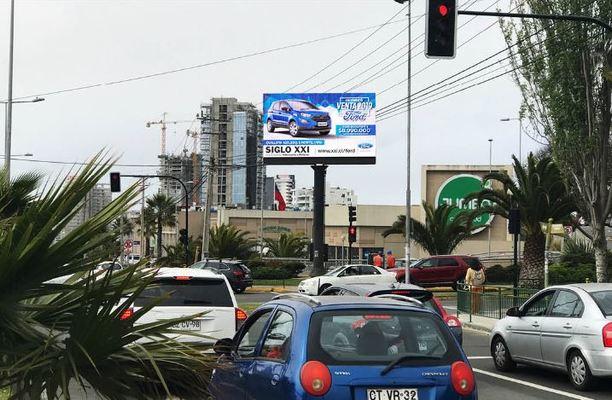 Avenida Edmundo Eluchans- Montemar- ConCón