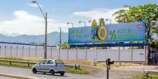 Las Condes 10901 / Costado HomeCenter