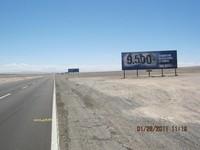 Ruta 25 103,4 / Entrada Sur a Calama