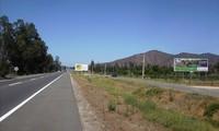 Ruta F-90 0,88 / Hacia Algarrobo