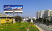 Avenida Alesandri (doble cara)- en Viña del Mar