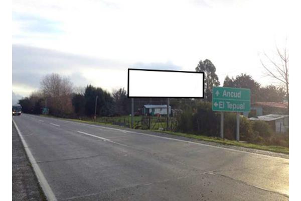 Foto de Ruta 5, acceso sur Ancud