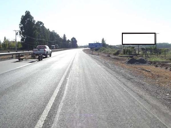 Foto de Ruta 5, Salida norte Chillán hacia San Carlos