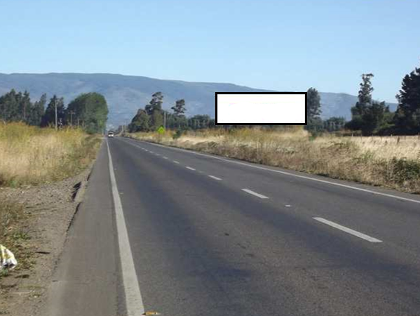 Foto de Ruta 182, ruta Collipulli hacia Angol
