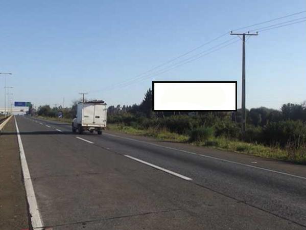 Foto de Ruta 5, entrada norte Perquenco