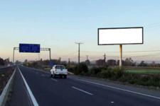 Ruta 5, entrada sur Temuco (UNIPOLE CARRETERO)