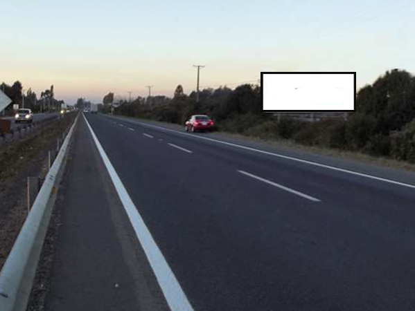 Foto de Ruta 5, entradada sur Temuco
