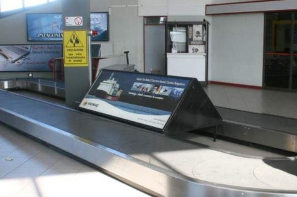 Foto de Sala Desembarque - Aeropuerto Balmaceda - A