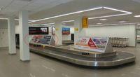 Sala de Desembarque 1,  Aeropuerto Antofagasta