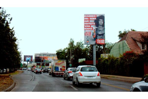 Foto de Av. Ossa / Tobalaba - Dirección Mall Plaza Egaña