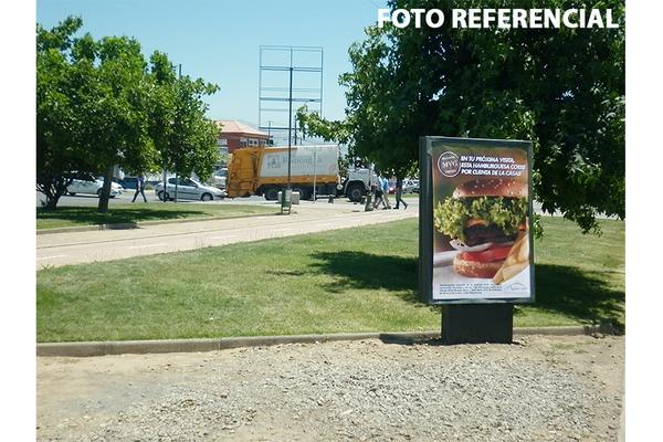 Avda. Einstein al Sur. Carretera El Cobre Jumbo pon. | Paraderos y ...