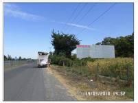 Entrada norte de Curicó. Km 165.200
