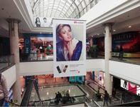 Lona grandes tiendas, Sector Paris - Alto Las Condes