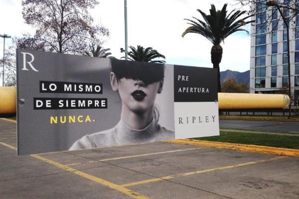 Foto de 13 Plumas de estacionamiento -  Acceso Alto Las Condes